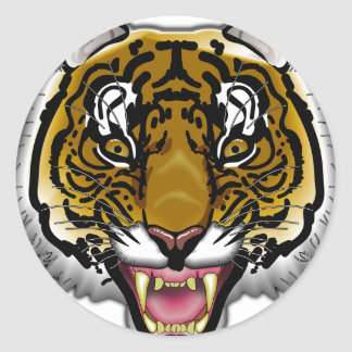 TigerX Sticker