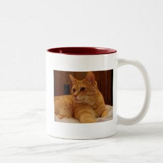 Tigger 1 Two-Tone coffee mug
