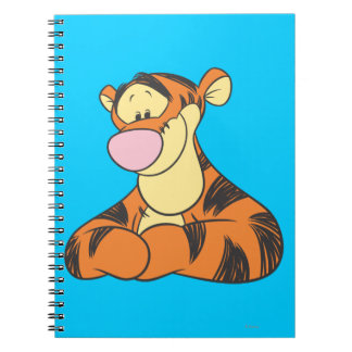 Tigger 5 notebook