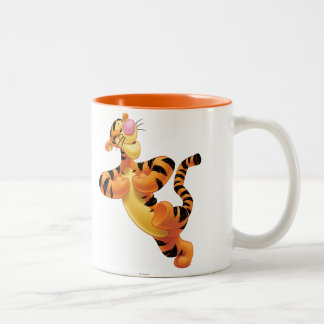 Tigger 6 Two-Tone coffee mug