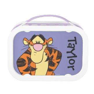 Tigger 9 - Personalized Lunch Box