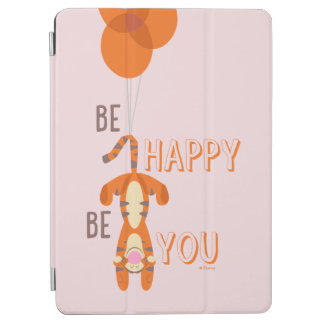 Tigger | Be Happy Be You Quote iPad Air Cover