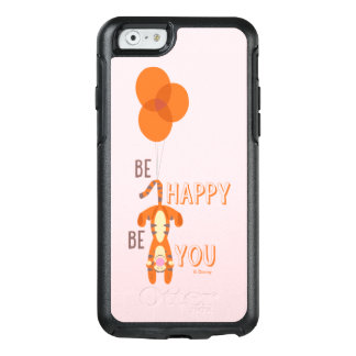 Tigger   Be Happy Be You Quote OtterBox iPhone 6/6s Case