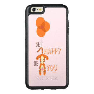 Tigger | Be Happy Be You Quote OtterBox iPhone 6/6s Plus Case