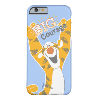 Tigger | Big Courage Barely There iPhone 6 Case