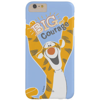 Tigger | Big Courage Barely There iPhone 6 Plus Case