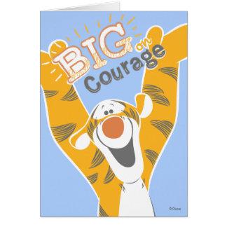 Tigger | Big Courage Card