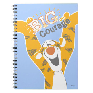 Tigger | Big Courage Note Book