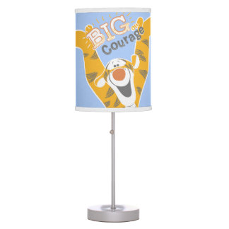 Tigger | Big Courage Table Lamps