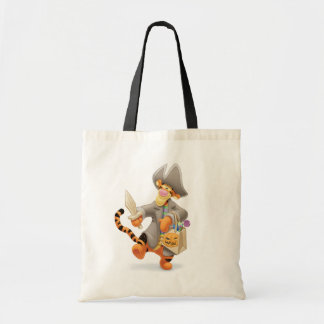 Tigger in Pirate Costume Tote Bag