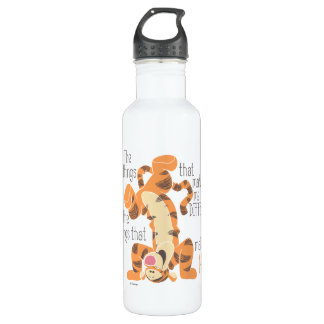 Tigger   Make Me, Me Quote 710 Ml Water Bottle