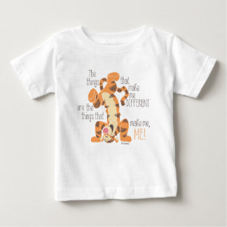 Tigger | Make Me, Me Quote Baby T-Shirt