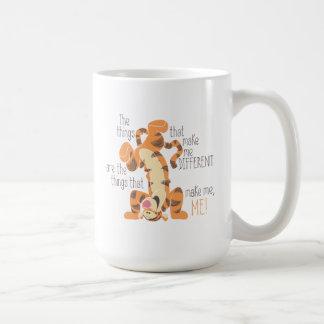Tigger   Make Me, Me Quote Coffee Mug