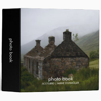 Tigh-Na-Sleubhaich Photo Book Vinyl Binder