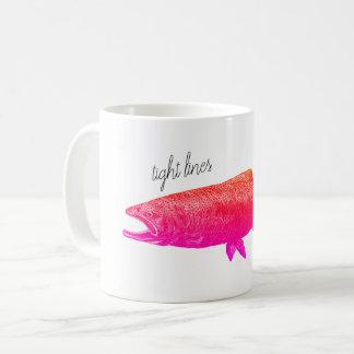 Tight Lines Steelhead Coffee Mug