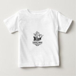 tight ship of sailing baby T-Shirt