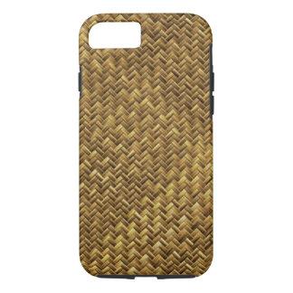 Tight Weave Basket Pattern iPhone 8/7 Case