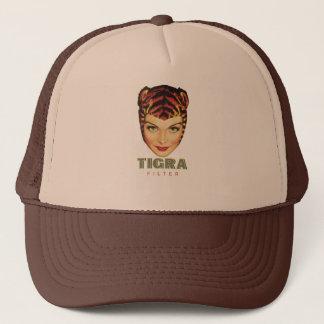 Tigra cigarette trucker cap casquette