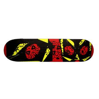 """""""Tigraffiti"""" Skateboard Skate Board"""