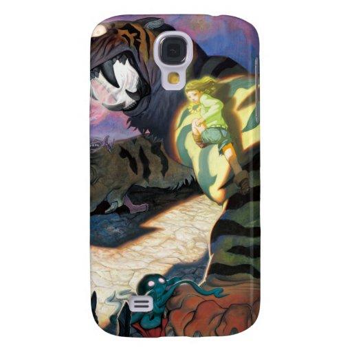 tigre crépusculaire pour l'iPhone 3