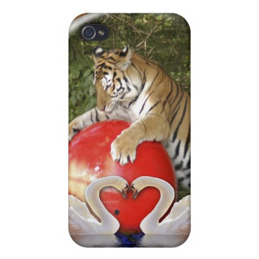 Tigre de Bengale Coques iPhone 4/4S