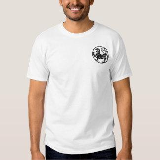 Tigre de Shotokan Tee Shirts