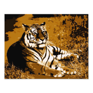 Tigre Invitations