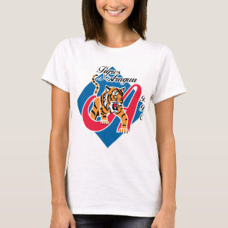 Tigres de Aragua Ladies Baby Doll (Fitted) T-Shirt
