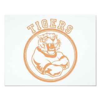 Tigres Bristols Personnalisés