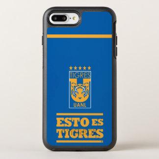 Tigres UANL team Iphone case