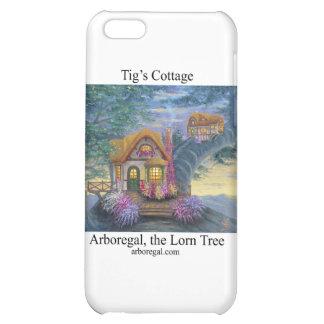Tigs Cottage T iPhone 5C Case