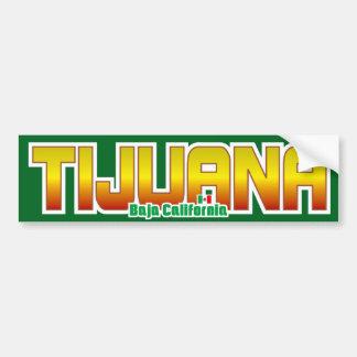 Tijuana Bumper Bumper Sticker