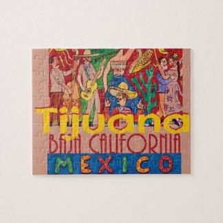 Tijuana Mexico Jigsaw Puzzle