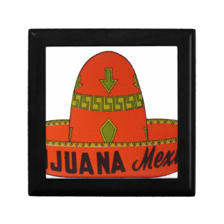 Tijuana Travel Sticker Gift Box