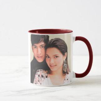 Tik-Jesadaporn and Aom-Phiyada Mug