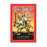 Tik - Tok Of Oz Postcard
