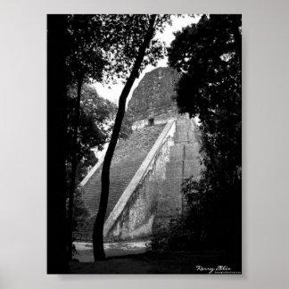 Tikal Poster