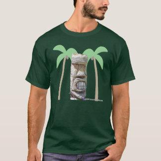Tiki and Palms T-Shirt