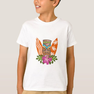 TIKI AND SURFBOARDS T-Shirt