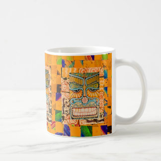 TIKI BAR MUGS