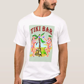 Tiki Bar Sign T-Shirt