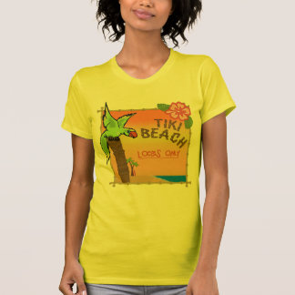Tiki Beach T-Shirt