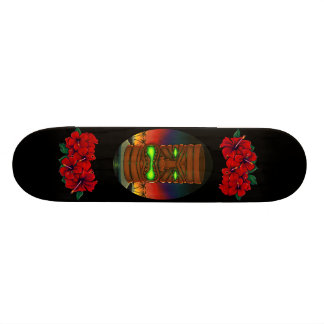 Tiki God Skateboard