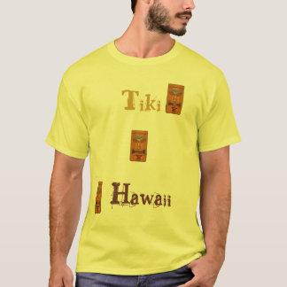 Tiki Hawaii T-Shirt