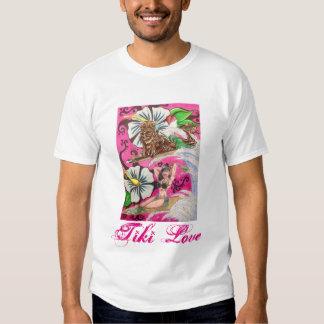 Tiki Love T-shirts
