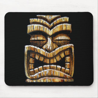 Tiki Man Mouse Pad by TikiTrey