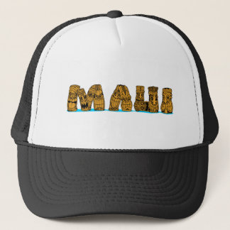 Tiki Maui Trucker Hat