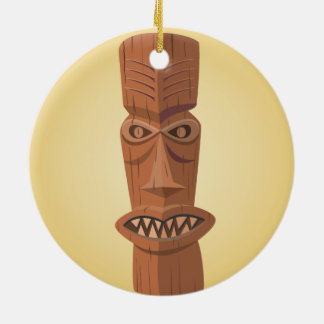 Tiki Ornament