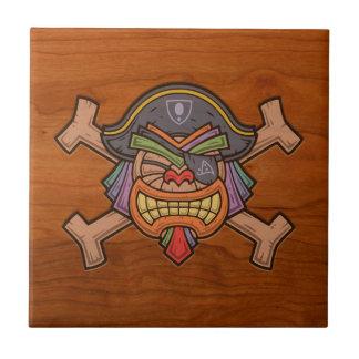 Tiki Pirate 813 Tile