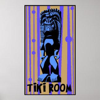 Tiki Room Poster